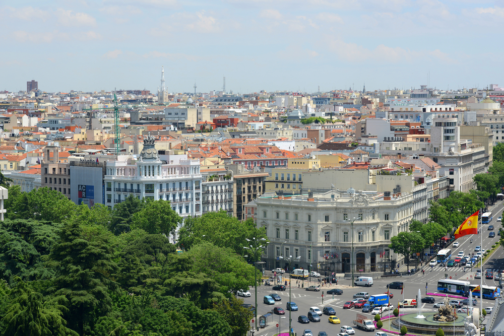 19. Palace of Linares, Madrid, Spain