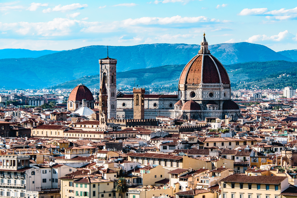 20. Florence Cathedral, Florence