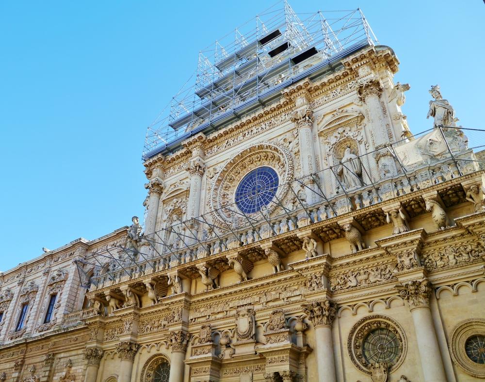 22. Basilica di Santa Croce, Lecce