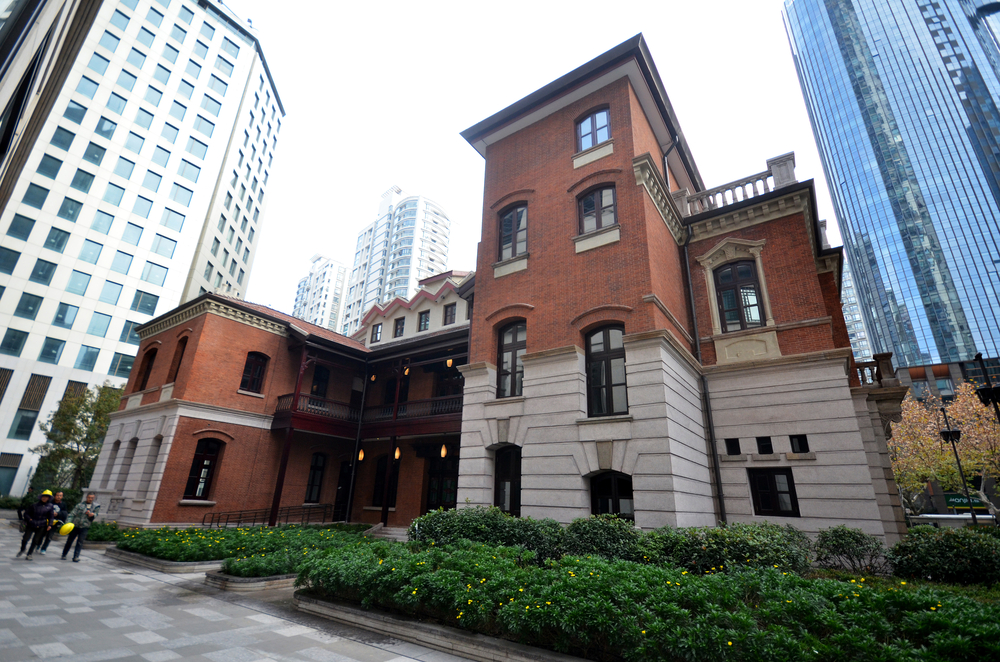 26. Qiu Mansion, Shanghai, China