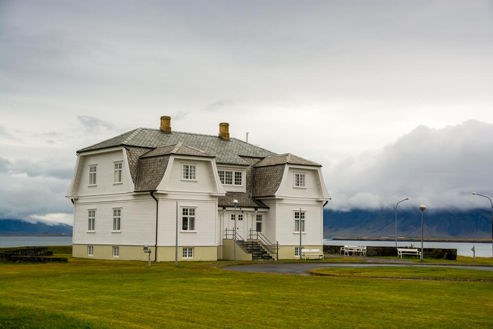 29. House of Hofdi, Reykjavik, Iceland