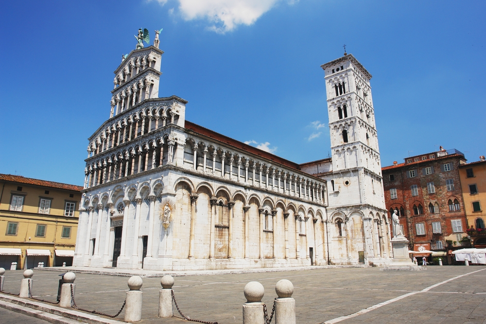 29. San Michele in Foro, Lucca