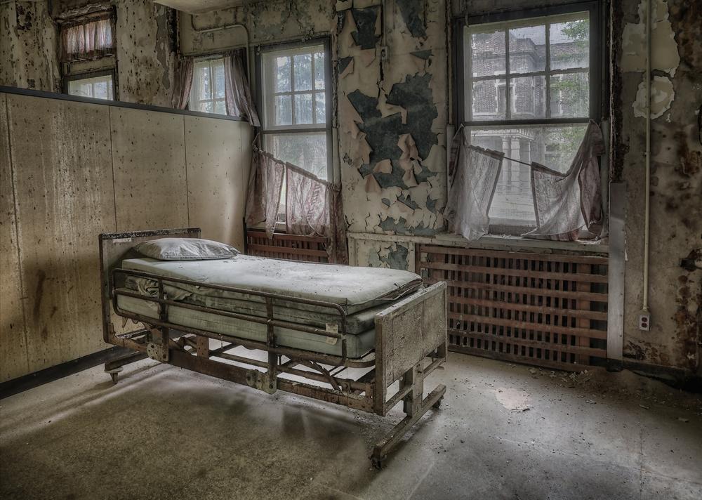 30. Pennhurst Asylum, Spring City Pennsylvania