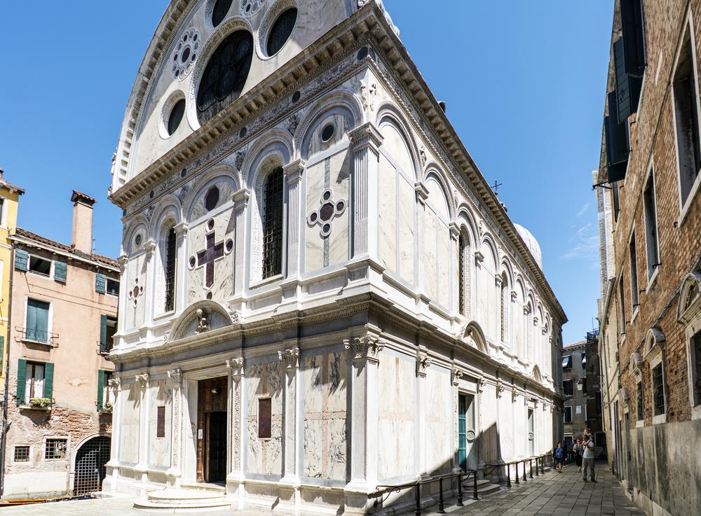 4. Santa Maria dei Miracoli, Venice
