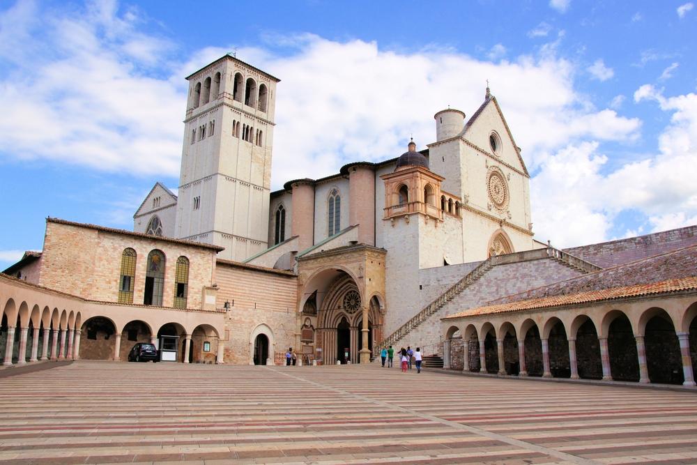 5. Basilica di San Francesco, Assisi