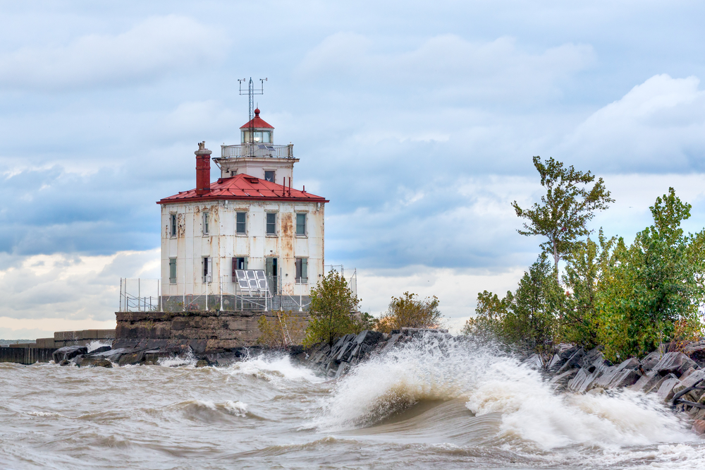5. Fairport Harbor Lighthouse, Fairport Harbor, Ohio