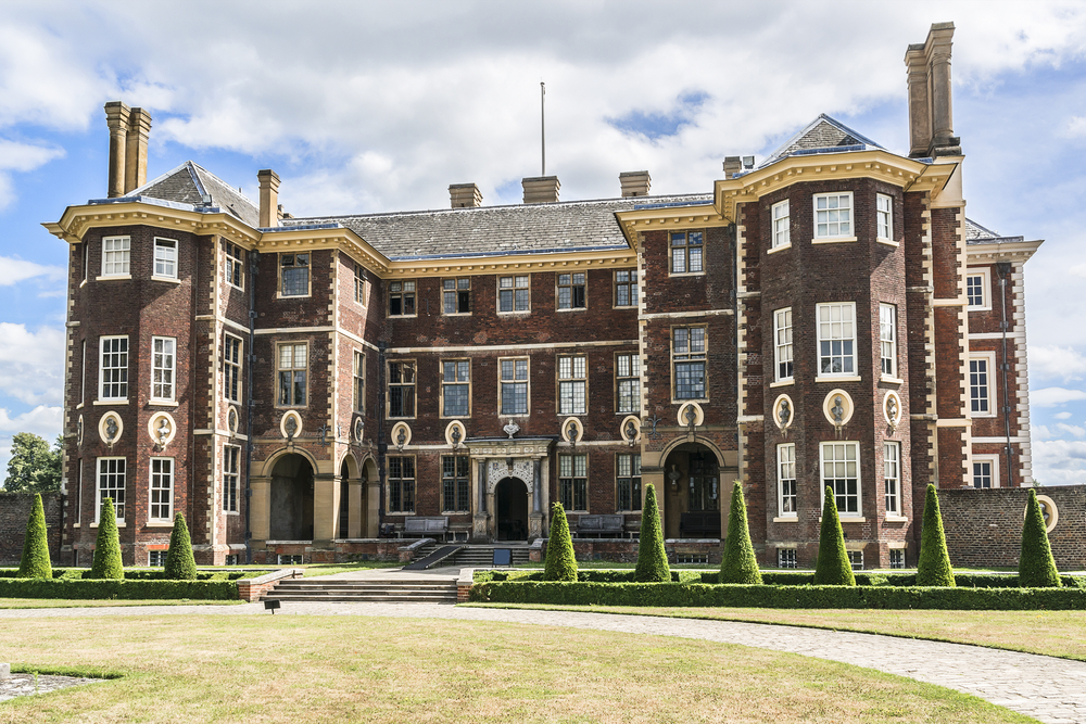 7. Ham House, Richmond, England