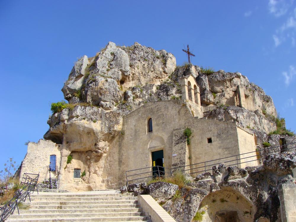 7. Santa Maria d'Idris, Matera