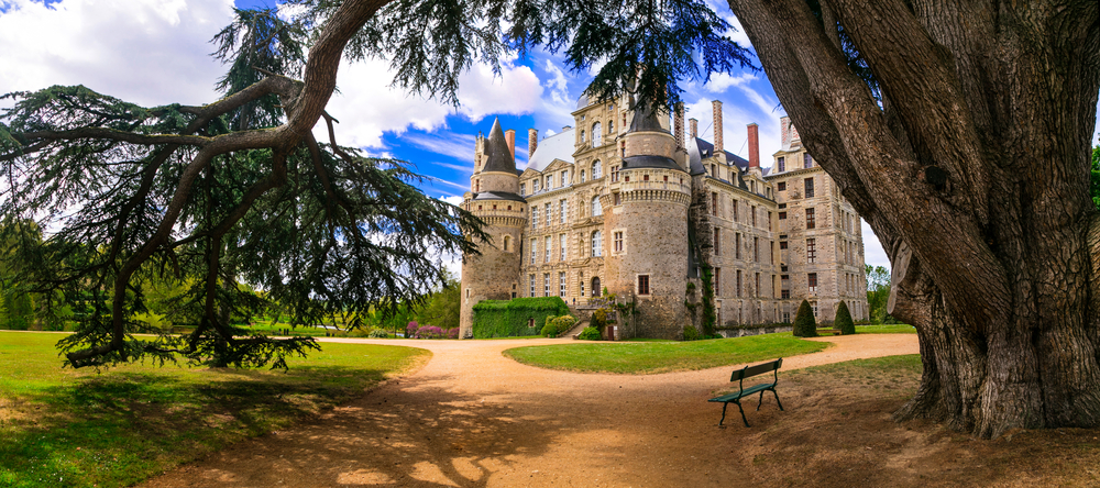 8. Chateau de Brissac, Loire Valley, France