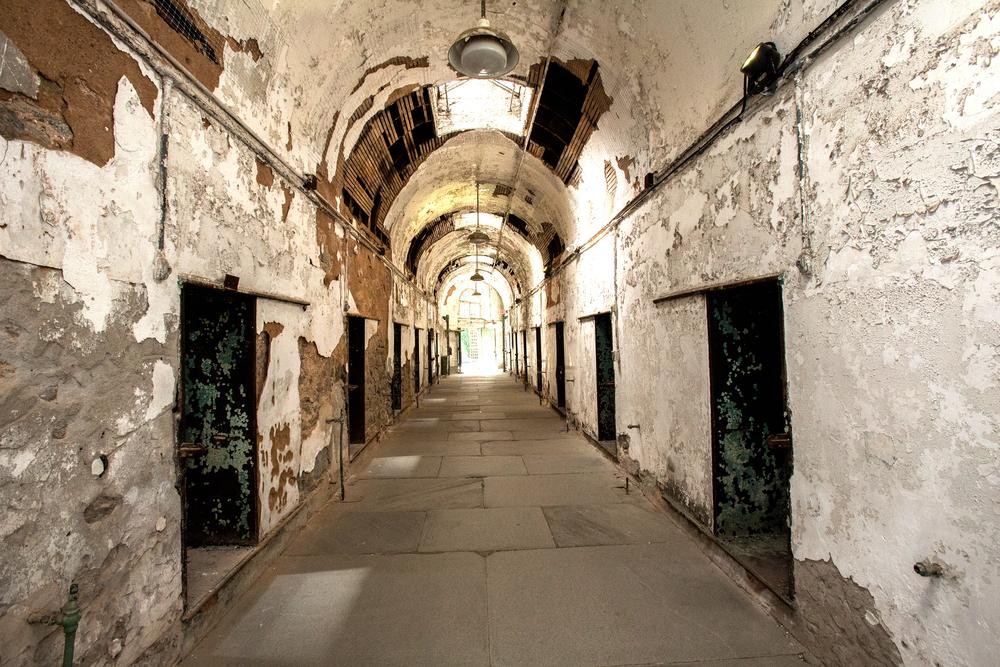 9. Eastern State Penitentiary, Philadelphia, U.S.