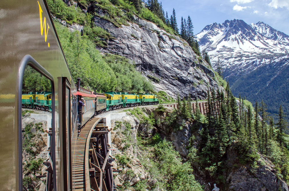 30. White Pass and Yukon Route, Canada & US