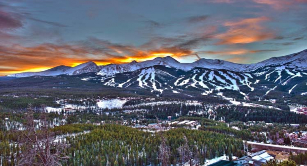 Top Ski Vacation Spots Across America